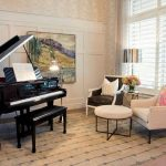 Piano Room Ideas - How to Decorate a Room
