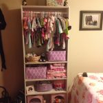 """""""Portable Closet"""" for nurseries in small spaces"""