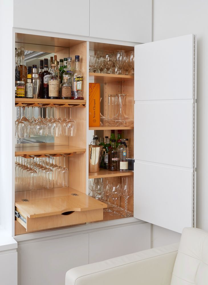 Raise a Glass: 7 Clever Living Room Bar Ideas for Impromptu Cocktail Hours – pickndecor.com/furniture