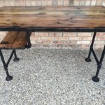 Reclaimed Wood Desk Table , Computer Desk, Office Desk - Full customization available, ask about add-ons!