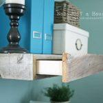 Reclaimed Wood Floating Shelves - Stacy Risenmay