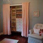 Removing Closet Doors in the Nursery
