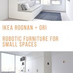 Robotic Furniture: IKEA's new big thing for tiny spaces - IKEA Hackers