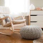 Rocking chair for nursery