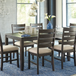 Rokane Dining Room Table and Chairs (Set of 7) | Ashley Furniture HomeStore