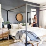 Room & Board -  Architecture Canopy Bed - Modern & Contemporary Beds - Modern Bedroom Furniture