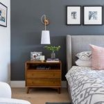 Room & Board -  Marlo Upholstered Bed - Modern & Contemporary Beds - Modern Bedroom Furniture