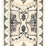 Safavieh Restoration Vintage RVT424A Ivory / Charcoal