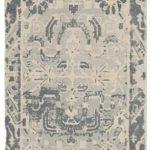 Safavieh Restoration Vintage RVT532A Charcoal / Ivory