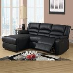 Sectional with recliner and chaise magnificent sofas with recliners with - Elites Home Decor