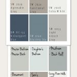 Sherwin Williams Lakehouse Palette | Country Home Paint Colors |  Living Room Paint Colors  |...