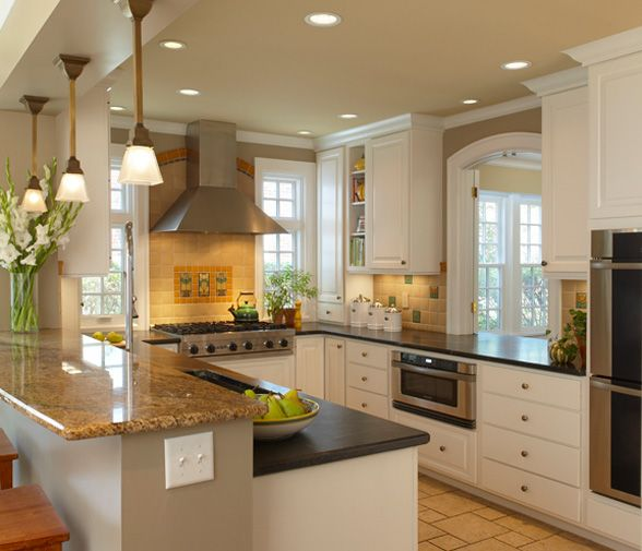 Small Kitchens On a Budget | … on a small budget 6 Easy Kitchen Remodeling Ide…