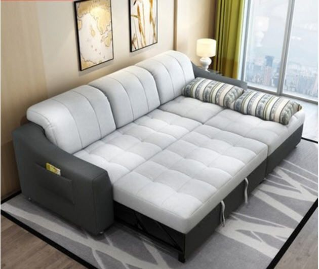 Sofabed for Comfortable Versatile Uses