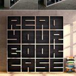 """Solution 1 : Bibliothèque """"complète"""" = un gros bloc qui remplit tout le mur."""