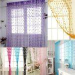 (Sponsored Link) Tassel Window Home Decoration Curtain Panel Scarf Line String D...
