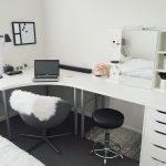 Target White Desk | Linnmon Corner Table Top | Computer Desk with Hutch Ikea