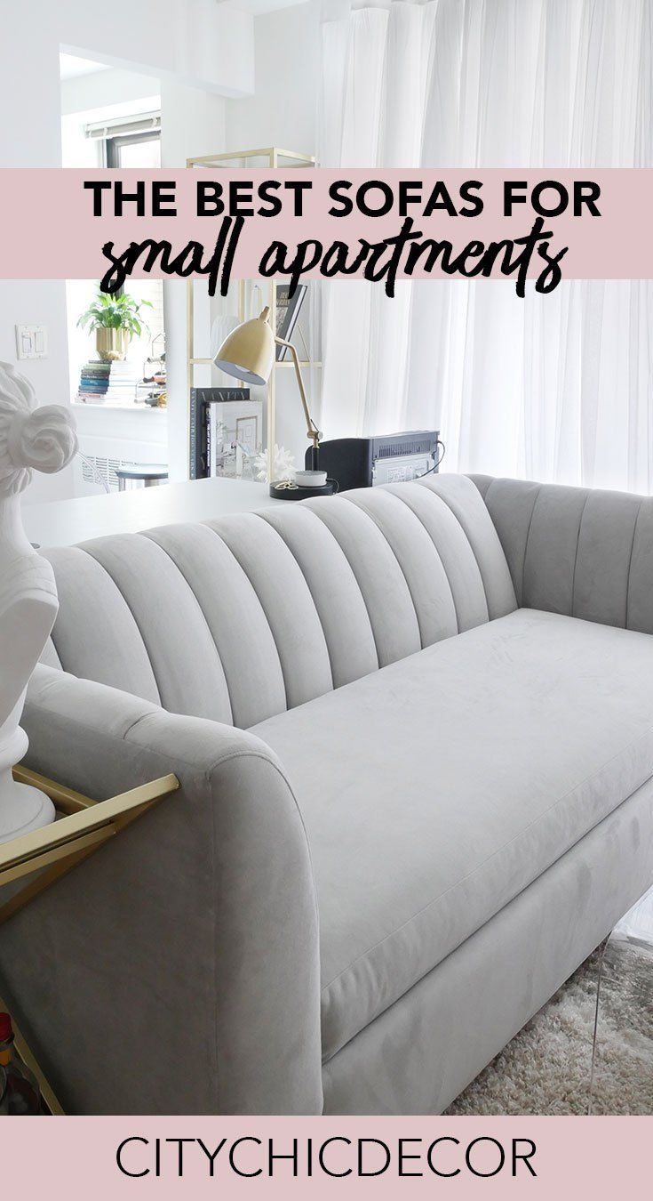 The Best Sofas for Small Spaces – City Chic Decor