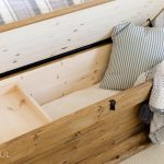 This chest will fit beautifully into any space and provides great additional sto...