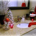 Top 35 Christmas Bathroom Decorations Ideas - Christmas Celebration - All about Christmas