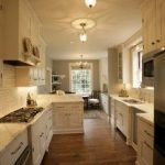 Traditional Kitchen Photos Gally Kitchen Design Ideas, Pictures, Remodel, and De...