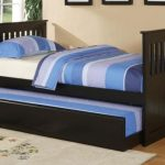 Twin trundle bed with storage – If you have a small (or large) bedroom twin fo...