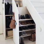 Under Stairs Shoe Storage Ideas Elegant Color Design Pic 95 - Stairs Design Idea...