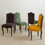 Velvet Beatrix Dining Chair