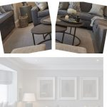Wall Designs For Living Room   Living Room Pics   Drawing Room Interior Images
