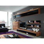 Walnut Furniture Living Room Ideas - TopDekoration.com