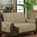 Winston Porter Box Cushion Loveseat Slipcover | Wayfair