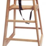 Wooden Baby High Chair A-HIGH-CHAIR commercial restaurant furniture chairs