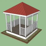 Wooden gazebo kits | HowToSpecialist - How to Build, Step by Step DIY Plans