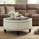 fabric coffee table with storage Collection-Storage Coffee Table Square Awesome Ottoman Coffe...