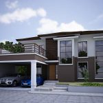 home interior design ideas: Contemporary House with Clean and Simple Plan and Interior