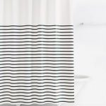 kate spade new york Harbour Stripe Shower Curtain & Reviews - Shower Curtains - Bed & Bath - Macy's