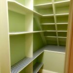 my Under Stairs Closet Pantry remodeled pantry went from inches to almost feet rhpinterestcom pinteresurhpinterestcom under stairs closet rhsofacopecom pinteresurhpinterestcom Under jpg
