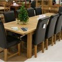 10 Seater Dining Table With Bench