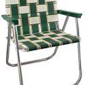 Lightweight Aluminum Folding Lawn Chairs